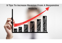 9 Tips To Increase Revenue From A Responsive Website
